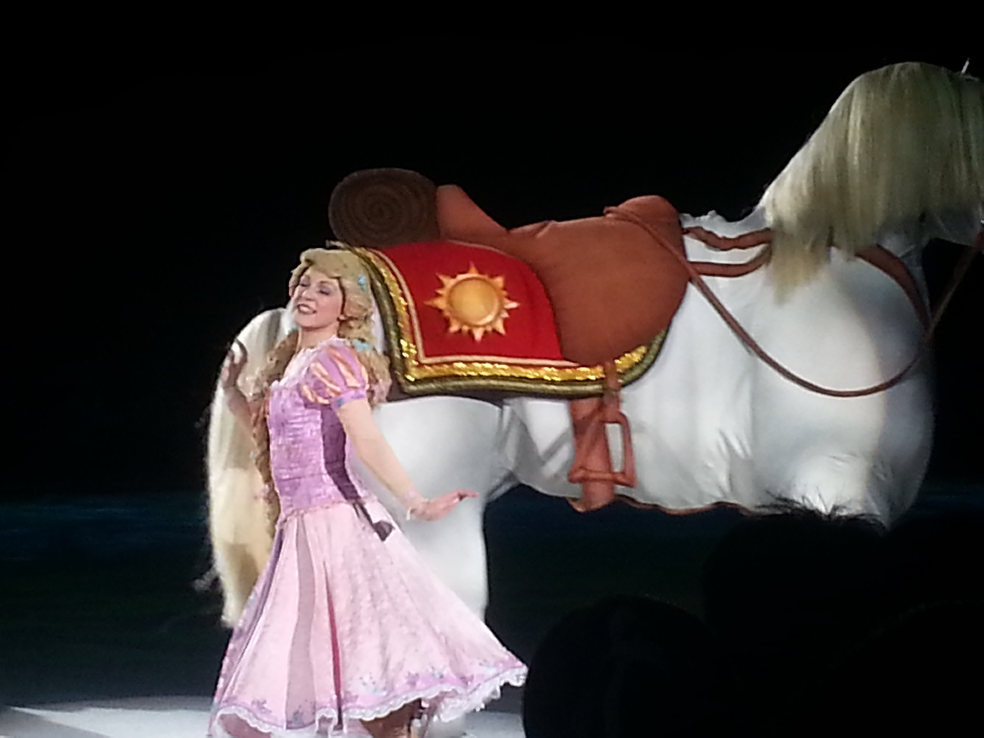 Disney On Ice Rapunzel S Crafts