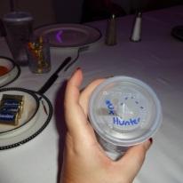 Hunter's Pirate cup